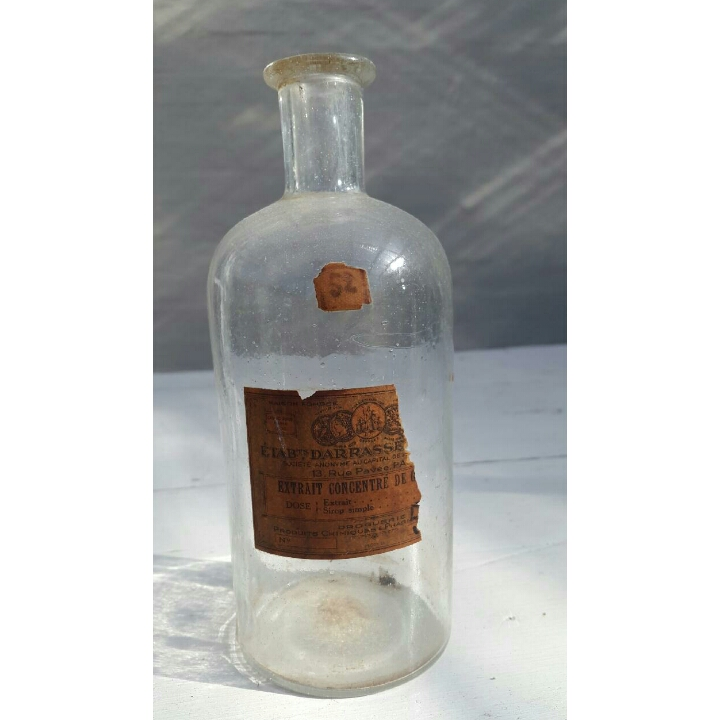 Fransk apotekerflaske