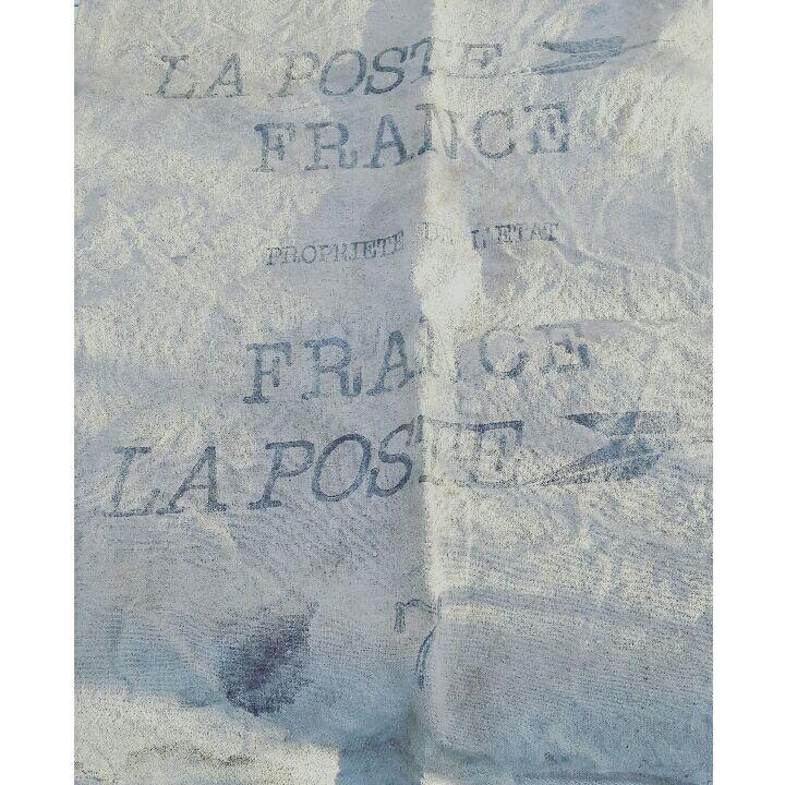 Fransk postsæk